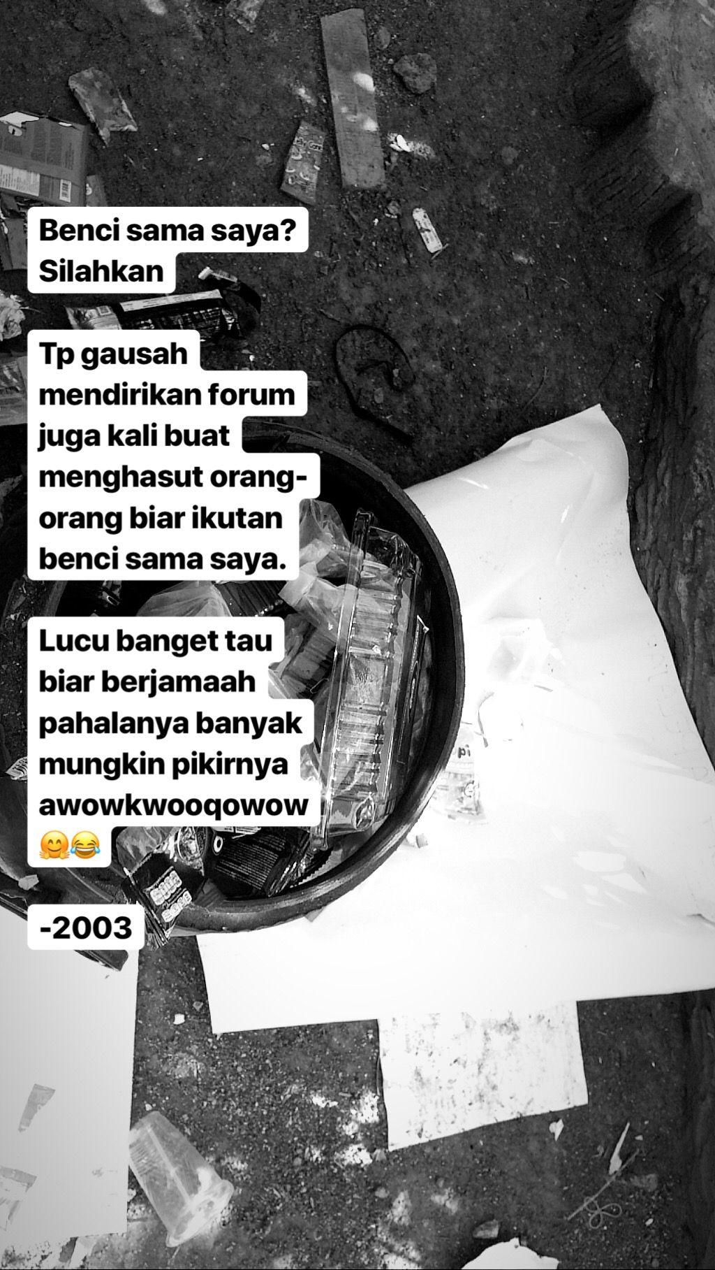 Buangsaaat Kata Kata Nyindir Uploaded by user