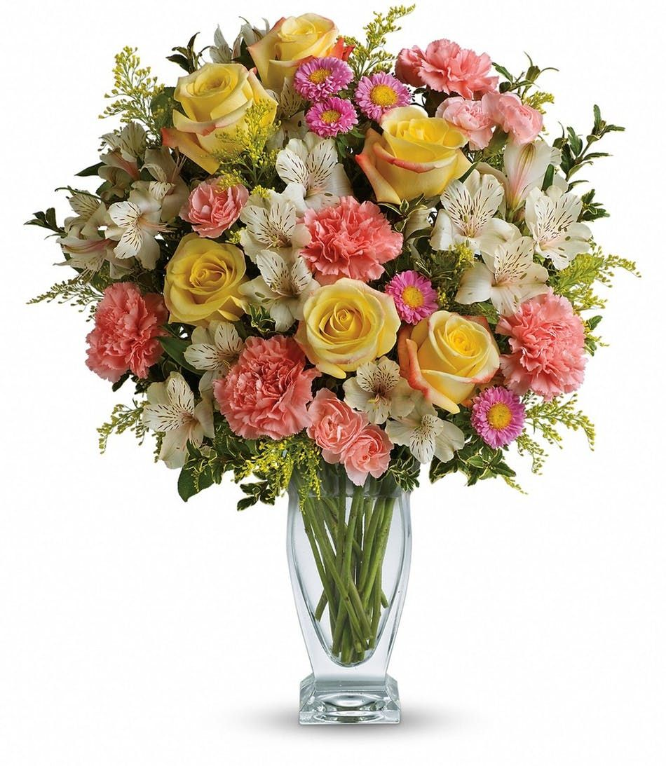 Meant To Be Flower arrangements, Teleflora flowers