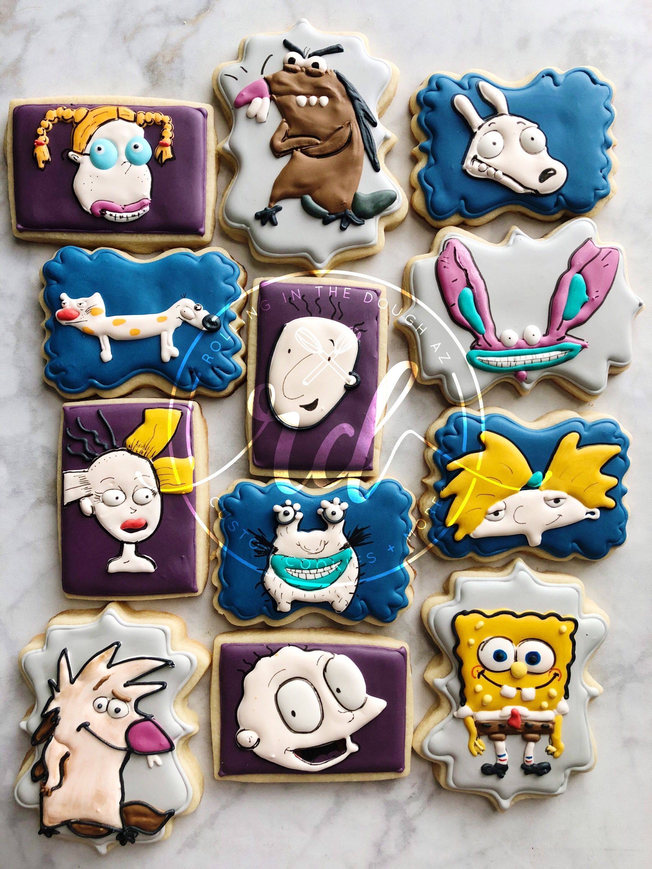 90s Nickelodeon Cookies Nickelodeon 90s Nickelodeon Photo And Video
