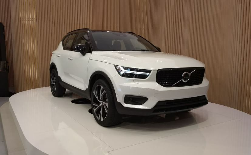 Volvo To Launch Bs Vi Cars In India Before April 2020 Small Suv New Cars New Luxury Cars