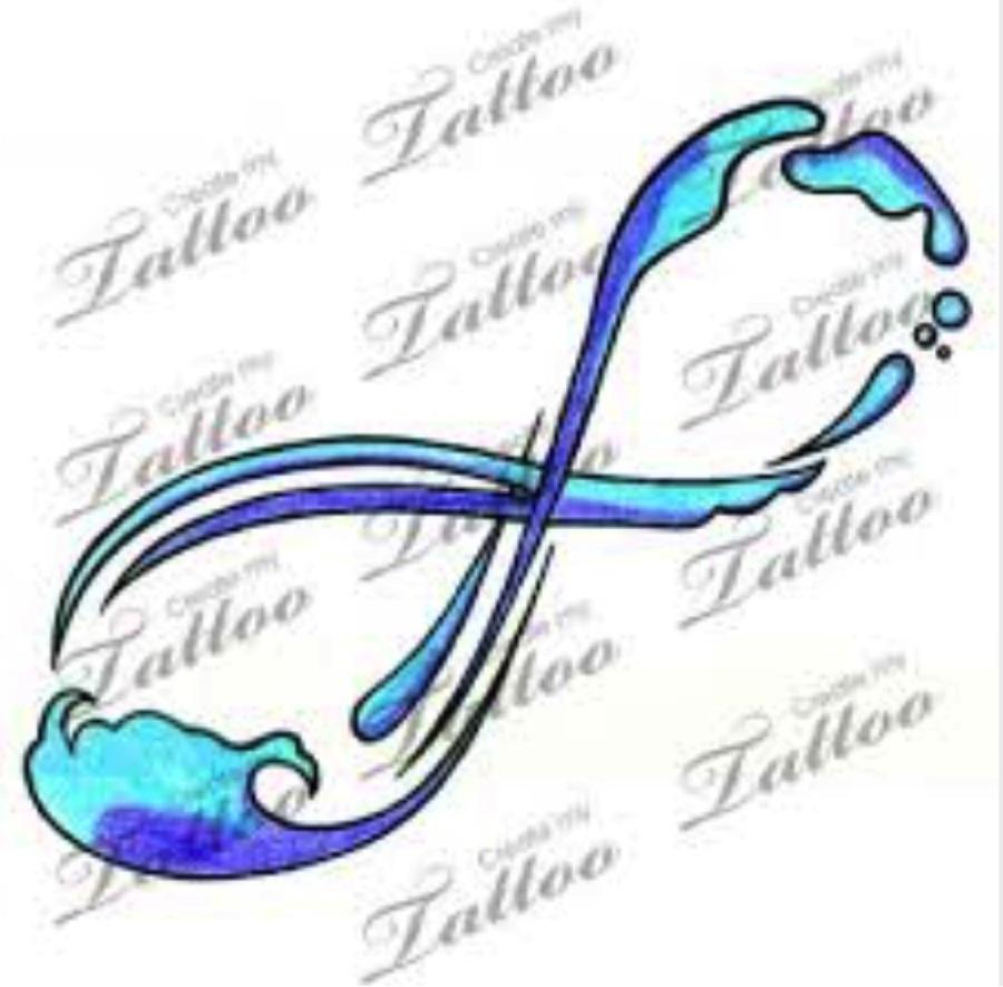 8 de l infini hakuna matata signification galerie tatouage - Signification hakuna matata ...
