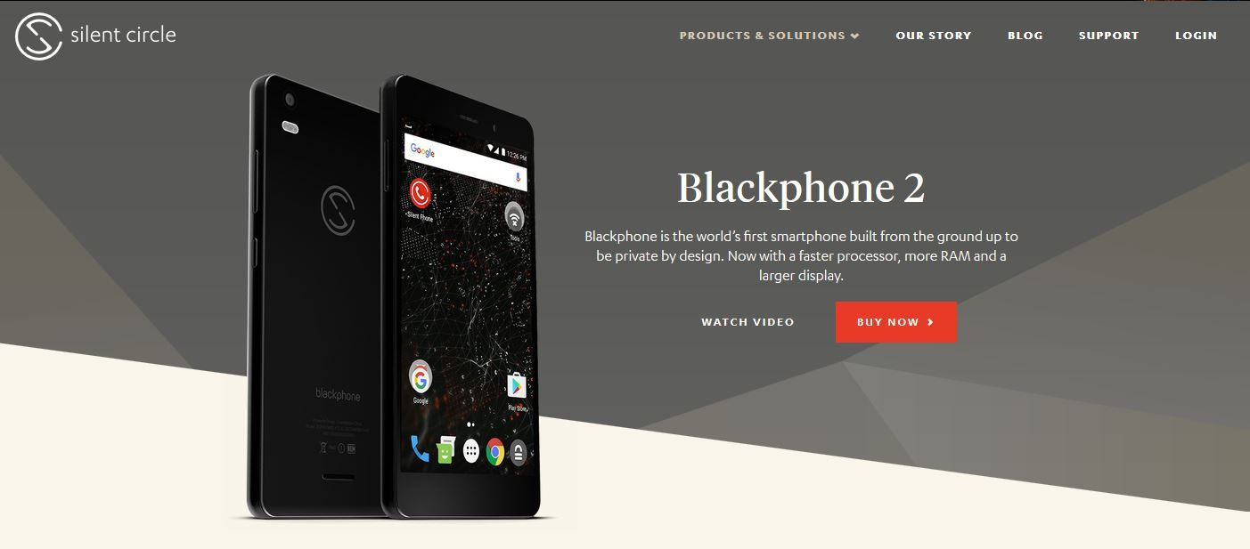 The Blackphone 2 is an android smartphone that is developed by Silent Circle with a high level of privacy and security while maintaining usability.