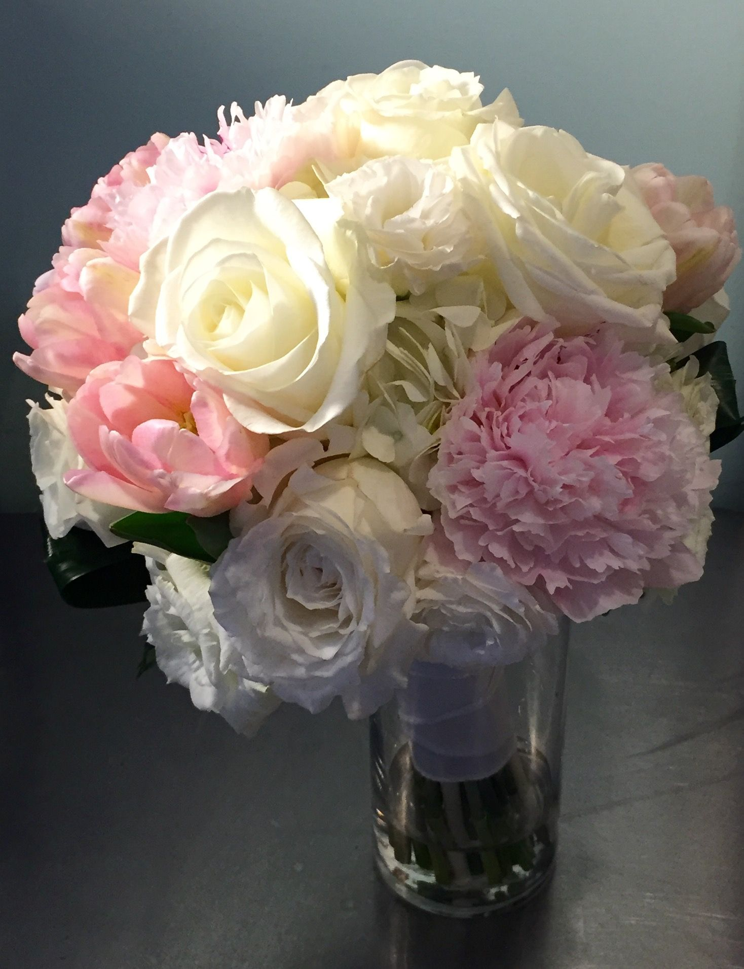 Pink And White Prom Bouquet Prom Flowers Prom Trends Prom Ideas
