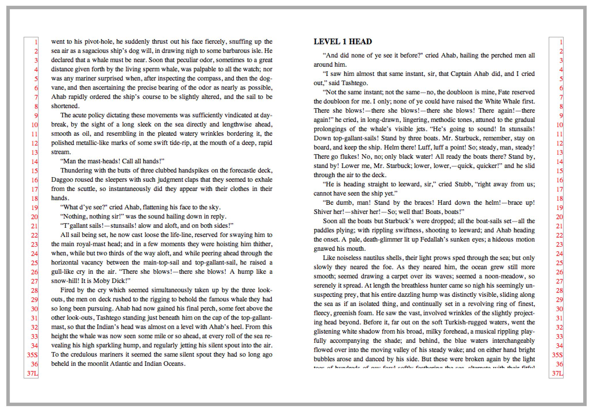 narrative style essay mla format