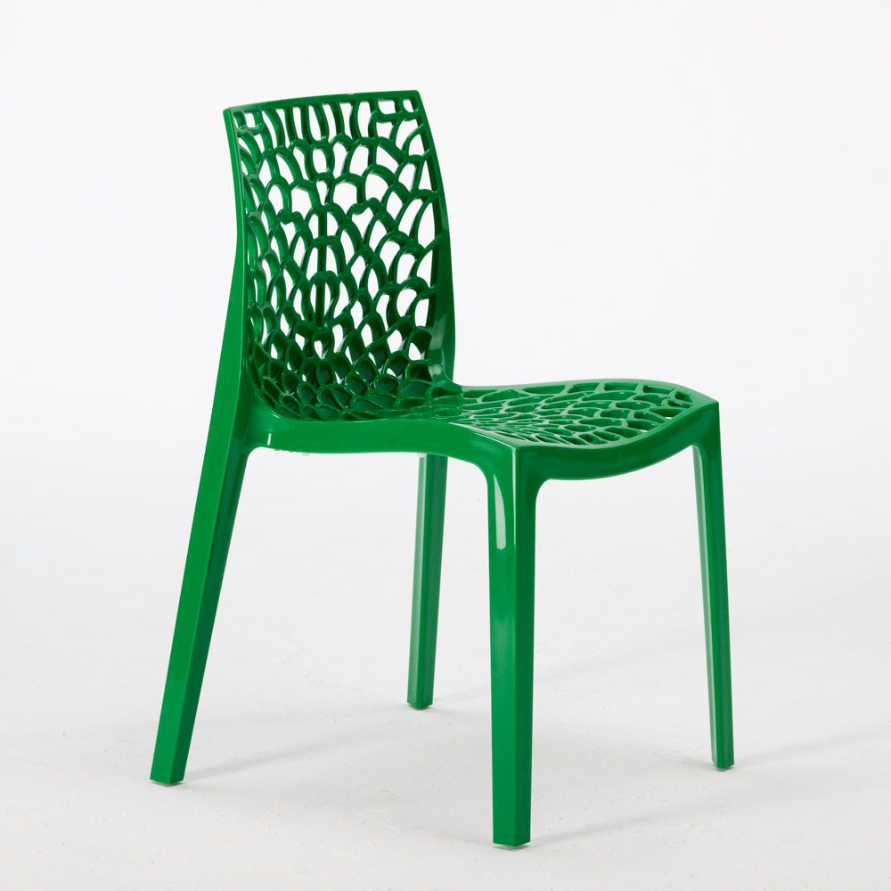 Incredible Polypropylene Design Chair Made In Italy For The Kitchen Gmtry Best Dining Table And Chair Ideas Images Gmtryco