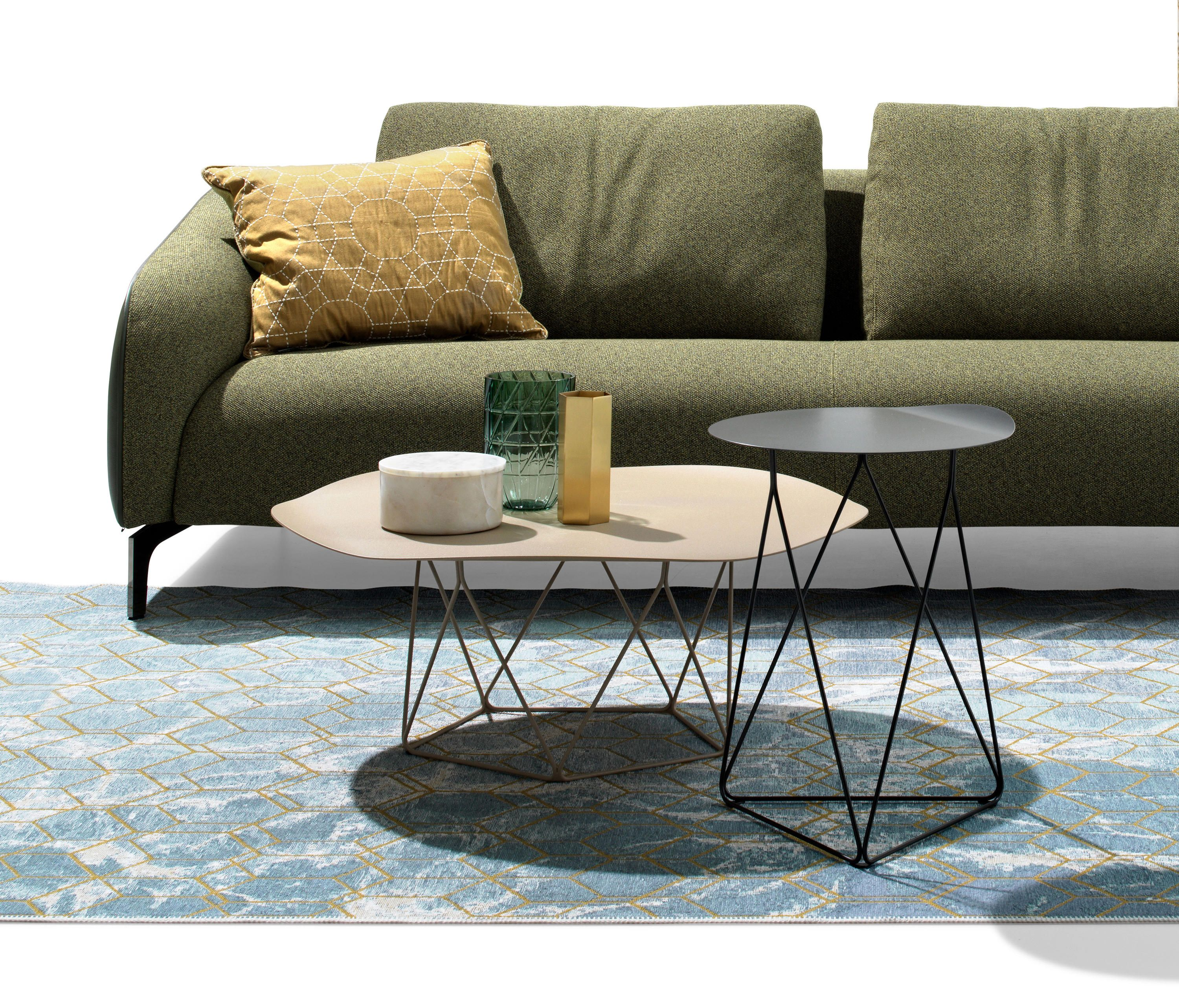 Coda Coffee Table By Pascal Bosetti For Leolux Architonic