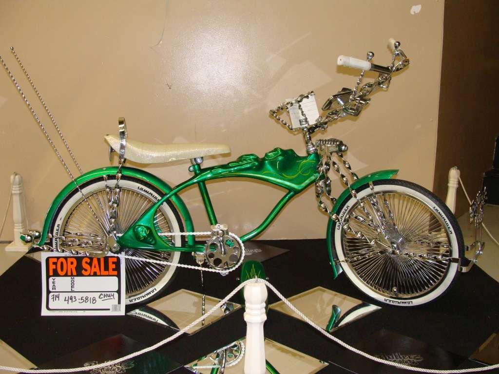 Custom Lowrider Bicycles Thread Any Custom Lowrider Bikes 4