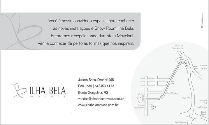 Convite Movelsul 2012 - verso