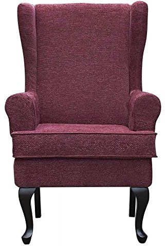 New Paris Orthopedic Arm Chair Winged High Back Chair 19 Or 21