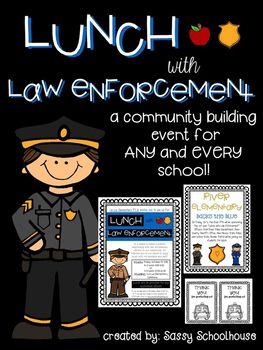 Lunch With Law Enforcement Police Appreciation Event Police Officer Appreciation Police Appreciation Law Enforcement