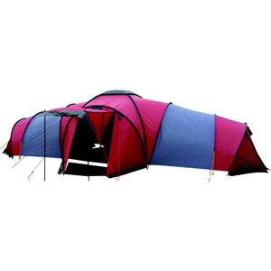 Ozark Trail Tundra Plus 9-person 3 Room Dome Tent with Large Living Area  sc 1 st  Pinterest & Ozark Trail Tundra Plus 9-person 3 Room Dome Tent with Large ...