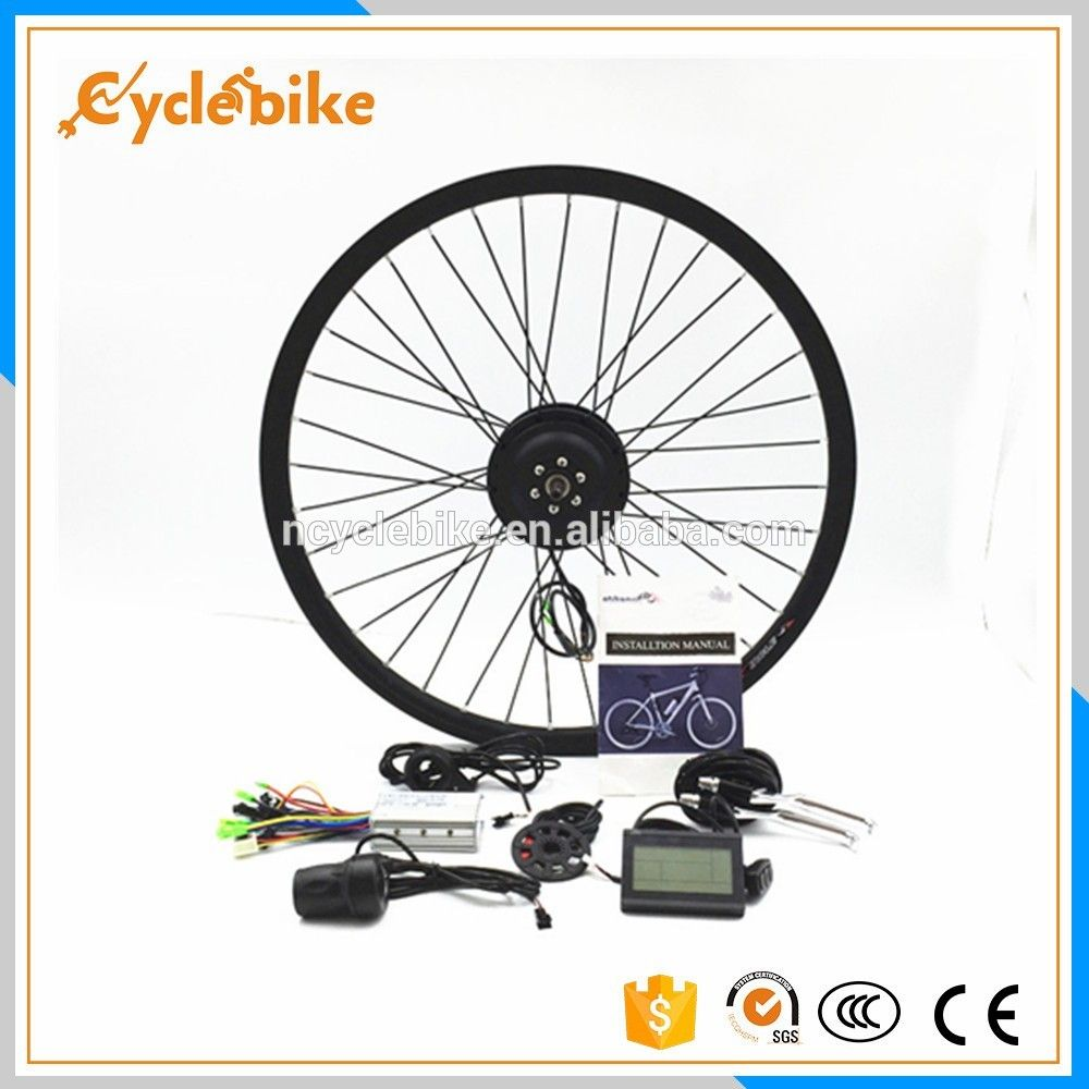 Ncyclebike Rear Wheel Electric Bike Kit 36v 250w Electric Bike Kits