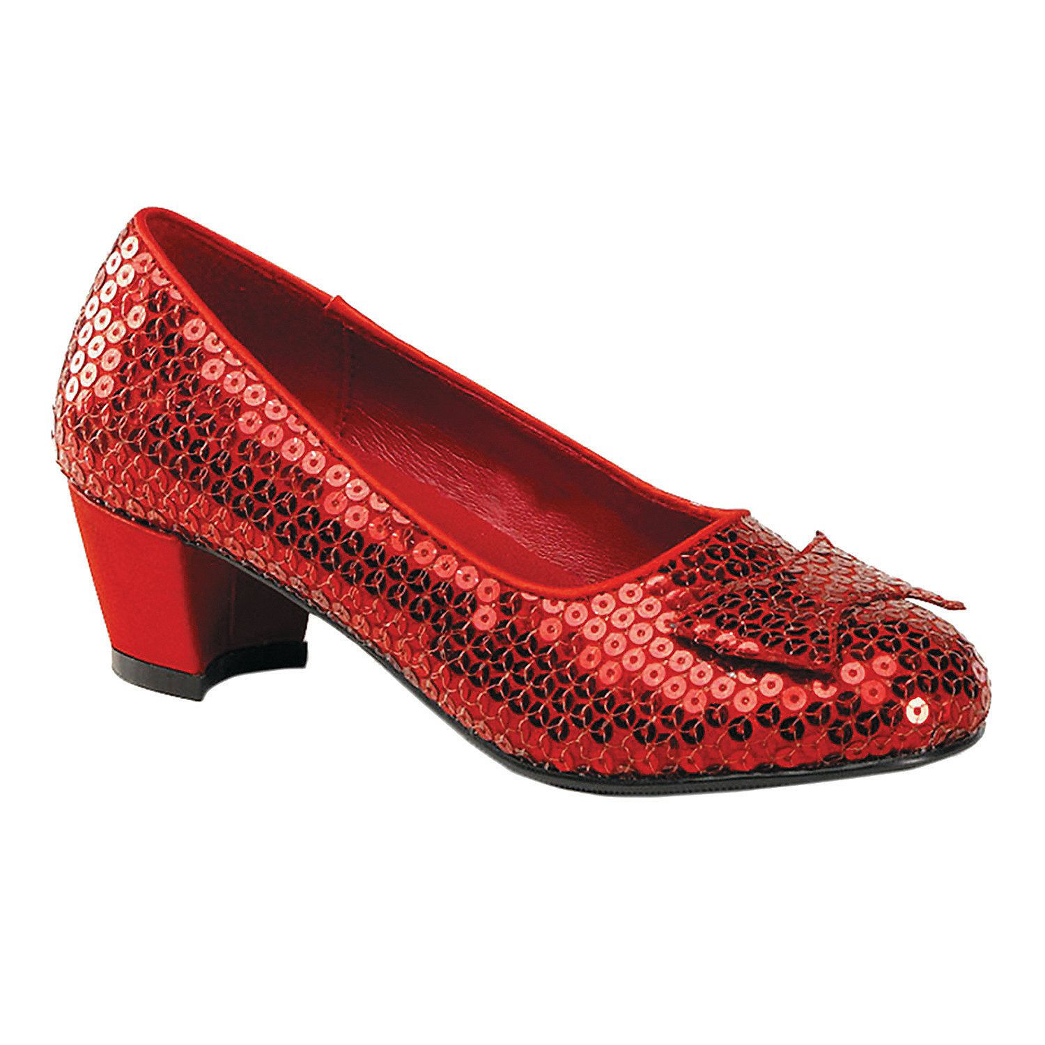 895585dc076 Women's Red Sequin Shoes in 2019 | Wizard of Oz Modern Halloween ...