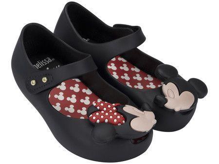 11c1221d3 Mini Melissa Ultragirl - Disney Twins' Slip-On   For my princess ...