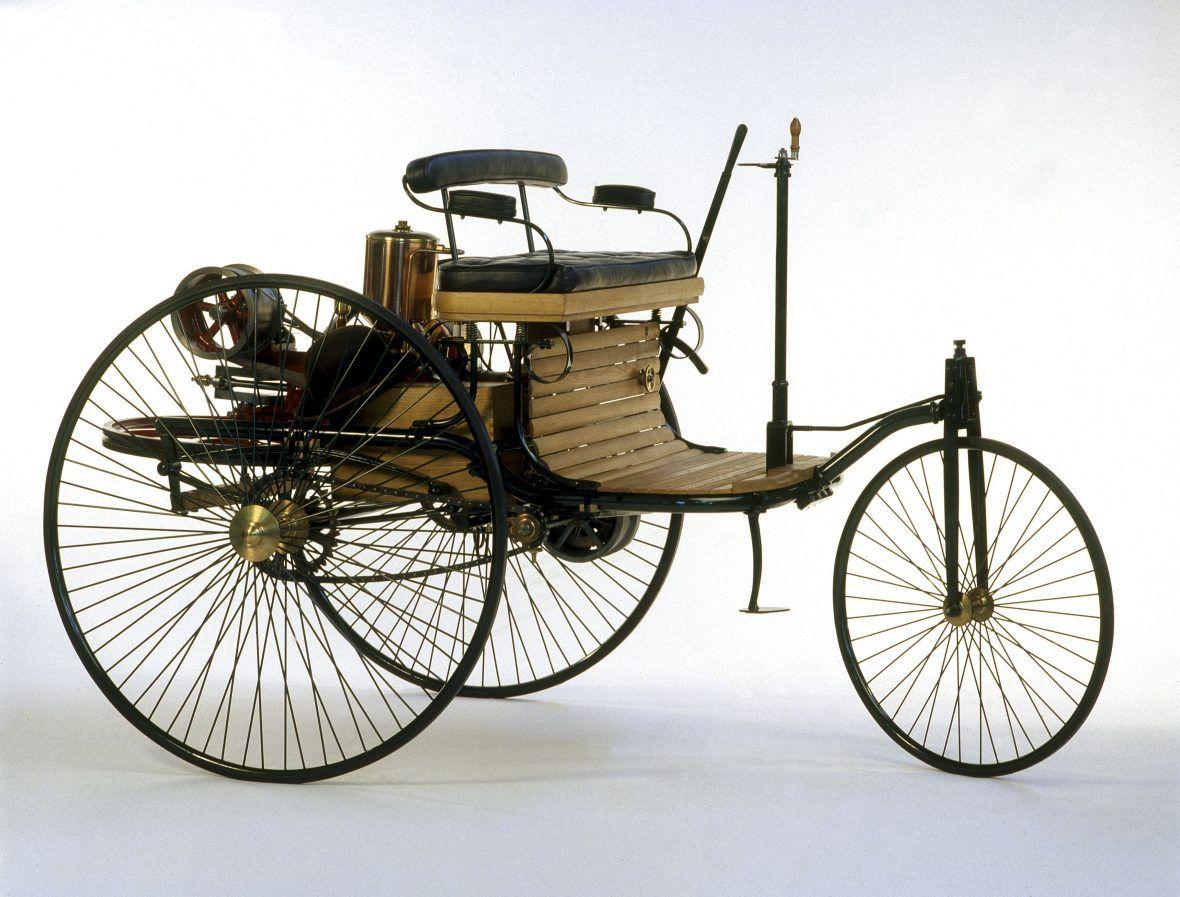 Benz Patent Motorwagen Nachbau Benz Motor Car Mercedes Benz