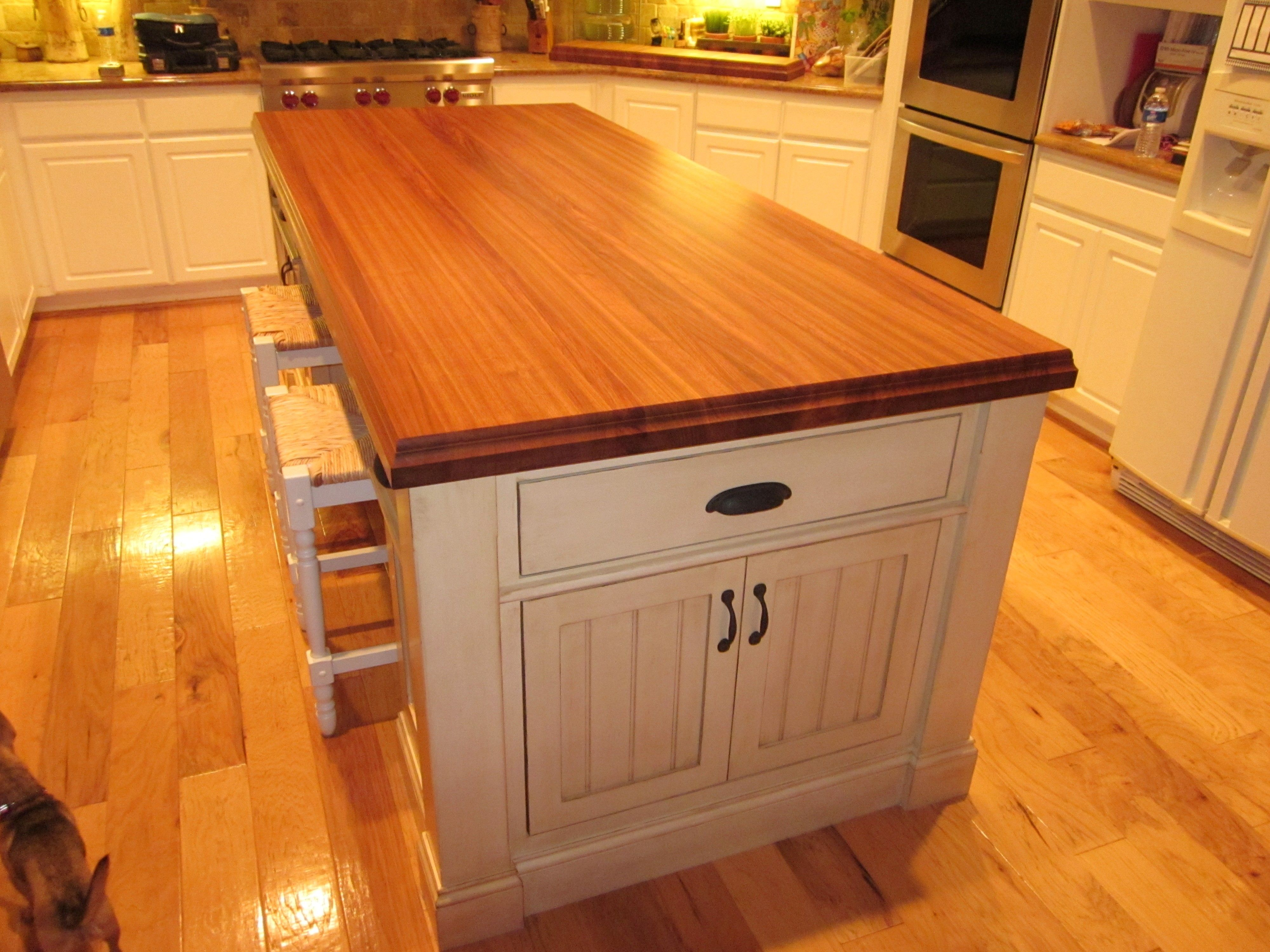 Kitchen Island Top Ideas decorating: detail pictures butcher block kitchen island design
