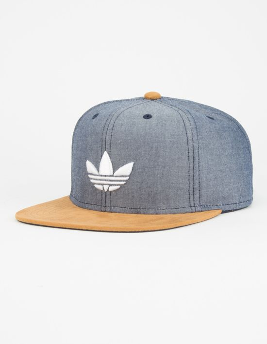 ADIDAS Originals Team Structured Mens Snapback Hat  35117eec26a
