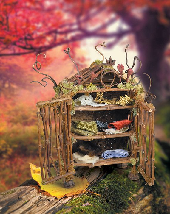 The Fantastical World of Fairy Houses