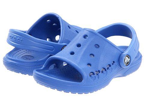 Toddler//Little Kid Crocs Kids Unisex Baya Navy