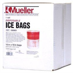 #Mueller Sports Medicine  #Kitchen Appliances       #Mueller #Disposable #Bags #(1500 #ROLL) ##030801   Mueller Disposable Ice Bags 10 x 18 (1500 PER ROLL) #030801                                             http://www.snaproduct.com/product.aspx?PID=7172124