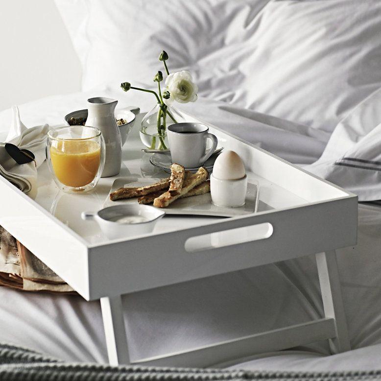 Breakfast Trays For Bed Simple Have Breakfast In Bed  Simple Pleasures  Pinterest  Hygge Trays Design Ideas