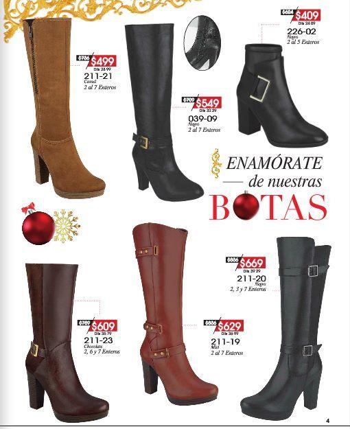 96773468 Botas de la marca Cklass en oferta por la navidad. Botas de moda para damas
