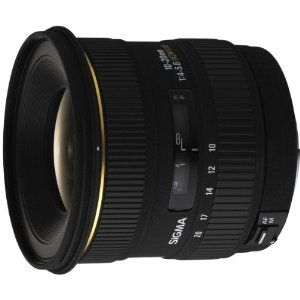 The Awesome Sigma 10mm 20mm Wide Angle Lens For Canon Cameras Great For Real Estate And Auto Dealerships