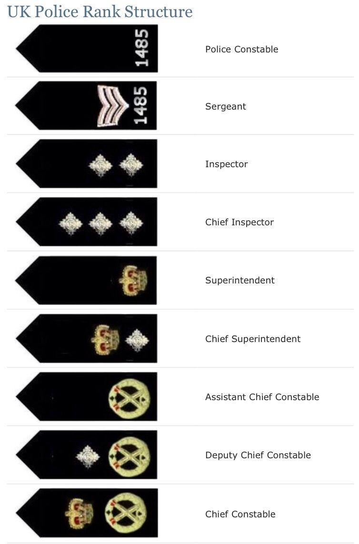 Law Enforcement Ranks >> Pin On Ui Design