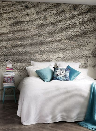 Wandbild Stones (Tapete) fabrics and wallpapers Pinterest Wall