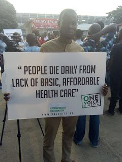 Istandwithnigeria Protest Going On With Lagos As Planned And It S Peaceful Pics Meanwhile No News From Abuja Yet Istandwithni Protest How To Plan Nigeria