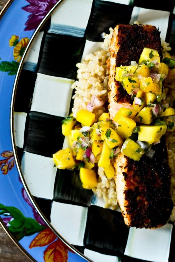 Fabulous, flavourful, versatile Homemade Smoked Cajun Spice Blend and a fast, fantastic Easy Cajun Blackened Salmon. Family-friendly and frugal to boot!