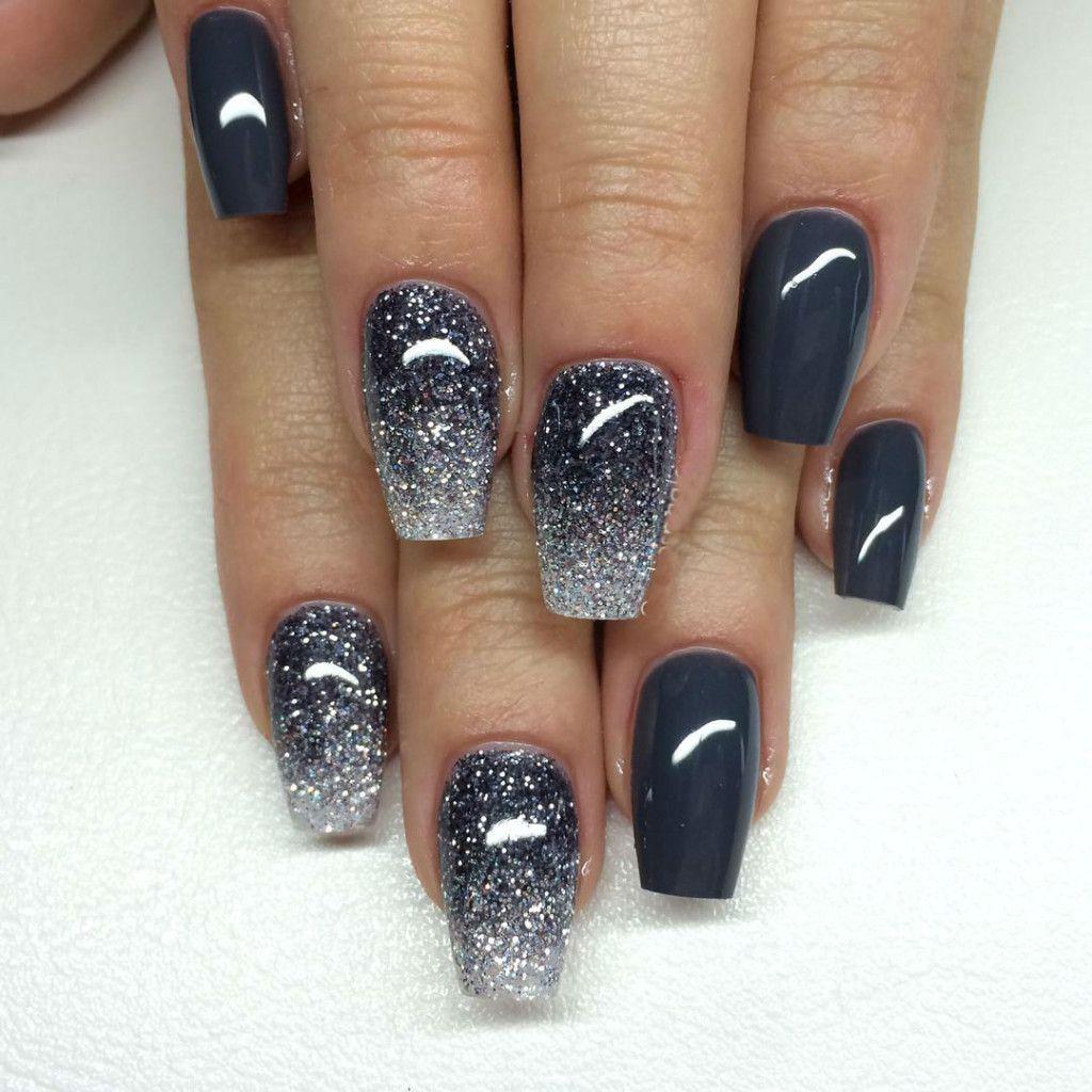 Pin by IRMA CEJA on nails | Pinterest | Diamond nail art, Diamond ...
