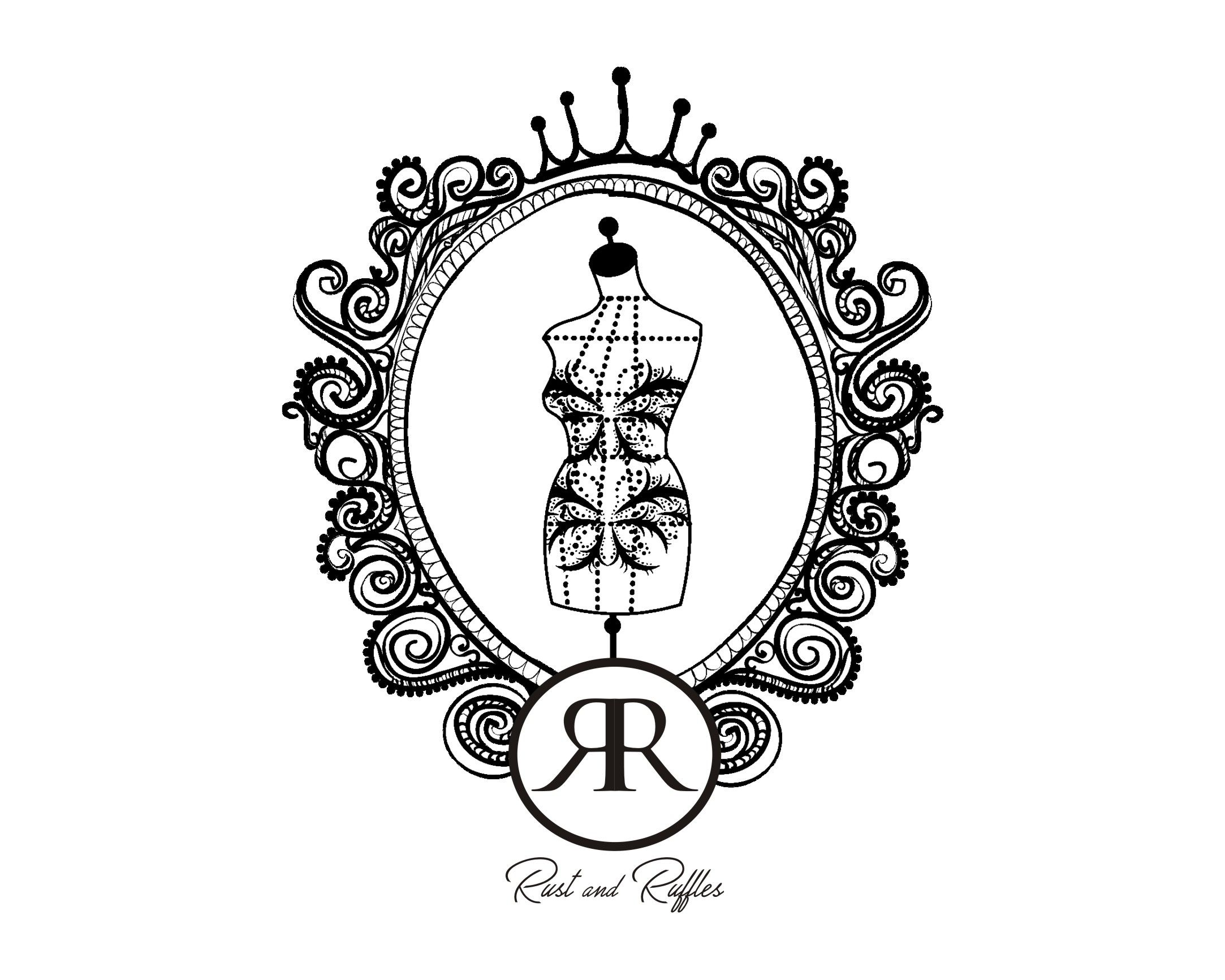 Hand Drawn Logo for a Fashion brand. Get in touch for