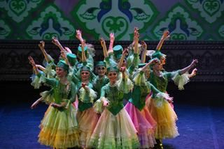 """National Show - """"Russian National Ballet """"Kostroma"""" gave the premiere at home - NEWS - main"""