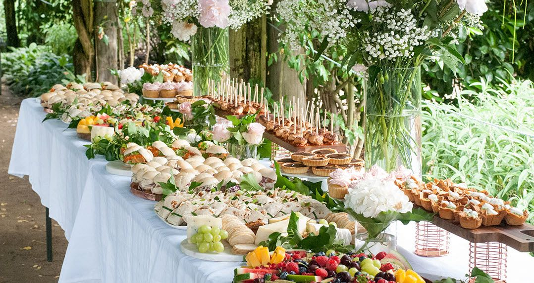 Ed Dixon Food S Award Winning Team Of Dedicated Creative Staff Create Stylish Melbourne Events Spring Party Food Party Food Catering Afternoon Tea Party Food