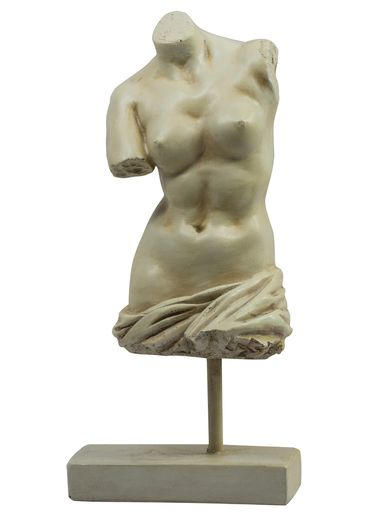 Authentic Models AR053 Roman Female Torso Statue #greekstatue