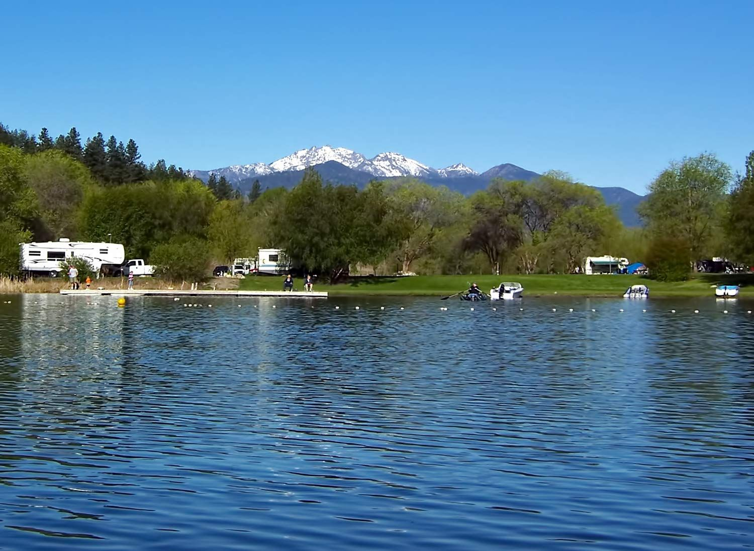 100 spokane koa find campgrounds near home tucannon for Fishing campsites near me