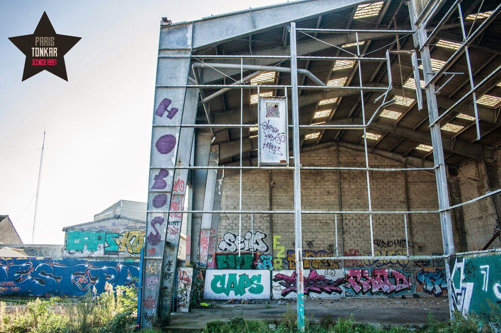 [Paris Tonkar magazine] #graffiti #streetart #urban #lifestyle: Graffiti, street et plus encore... Par Ninnog Gautron