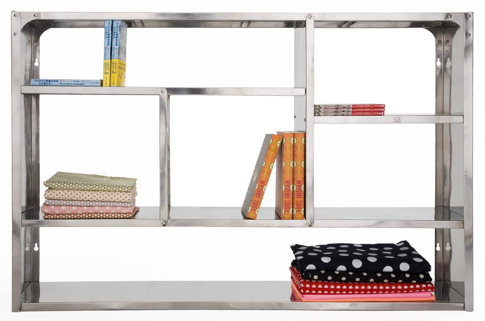 Mini librerie salvaspazio. A parete o in mezzo alla stanza ...