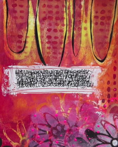 StencilGirl Talk: Welcome NEW StencilGirl Artist Rae Missigman!! Artwork by Mary Beth Shaw