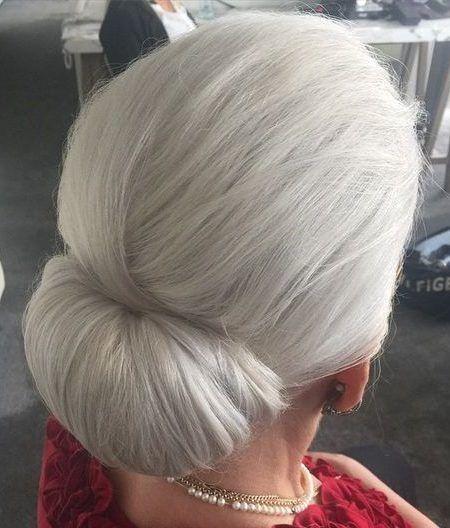 Reife lange Frisuren Hochsteckfrisuren