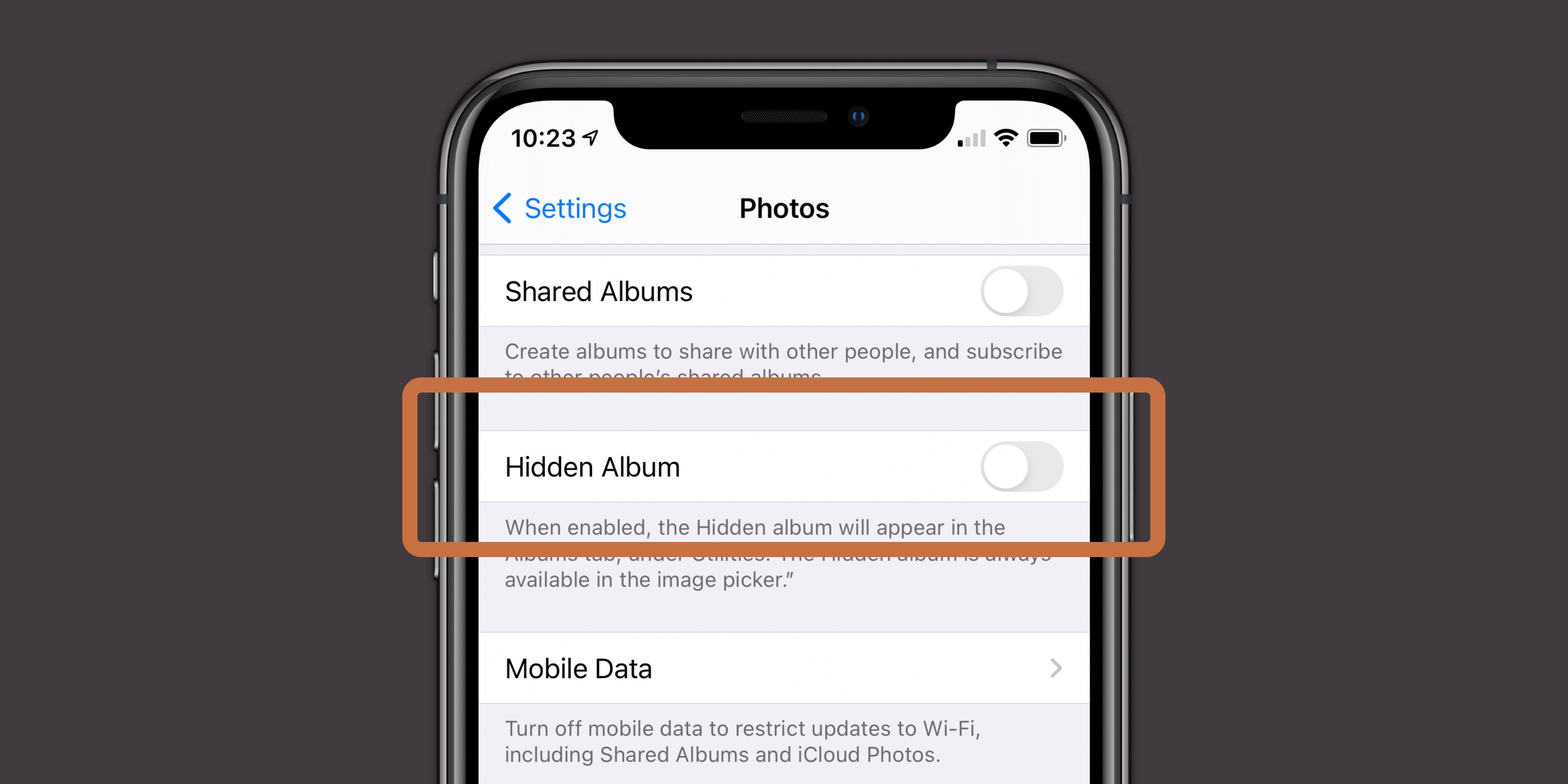 Ios 14 How To Hide Photos From The Library In The Photos App 9to5mac Hidden Photos Photo Apps Ios