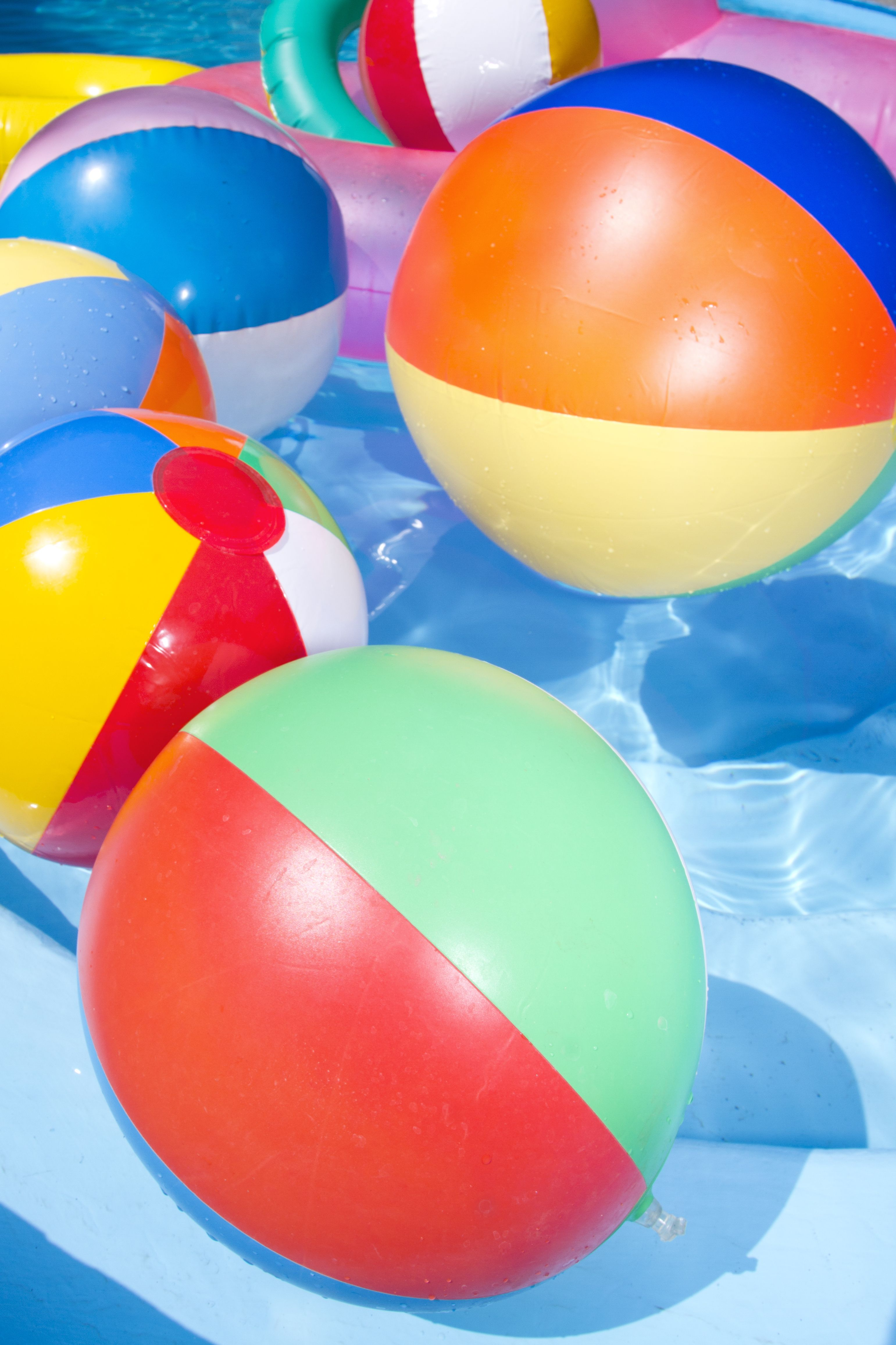 8 Things To Do With His Balls Beach Ball Color Harmony Summer Kids
