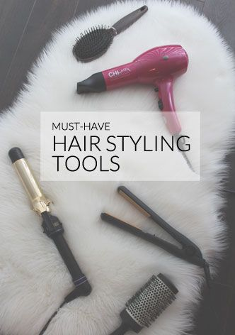 Must-Have Hair Styling Tools