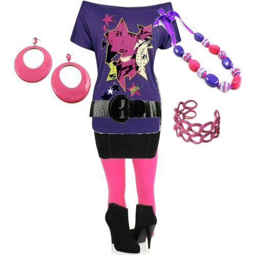7da0e2cc4b515 80 s Outfit Ideas