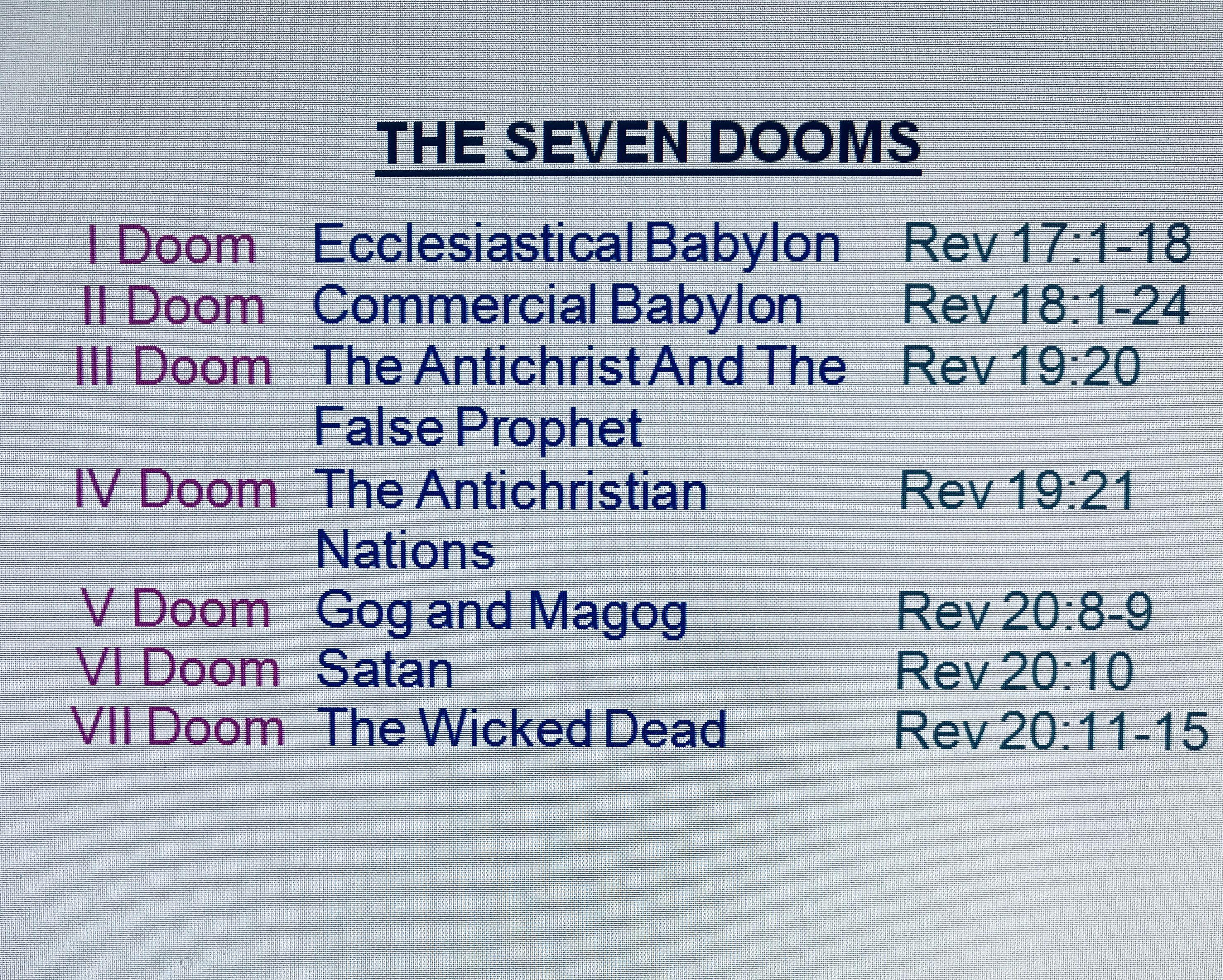 Great tribulation false prophets bible study scripture
