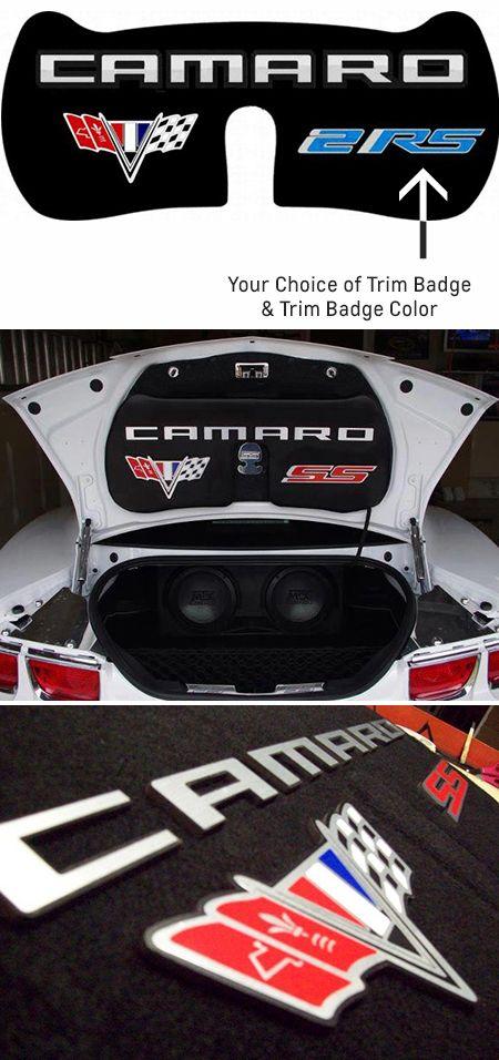 2010 2015 Camaro Coupe Trunk Lid Panel Camaro Accessories Car Wheels Car Wheels Rims