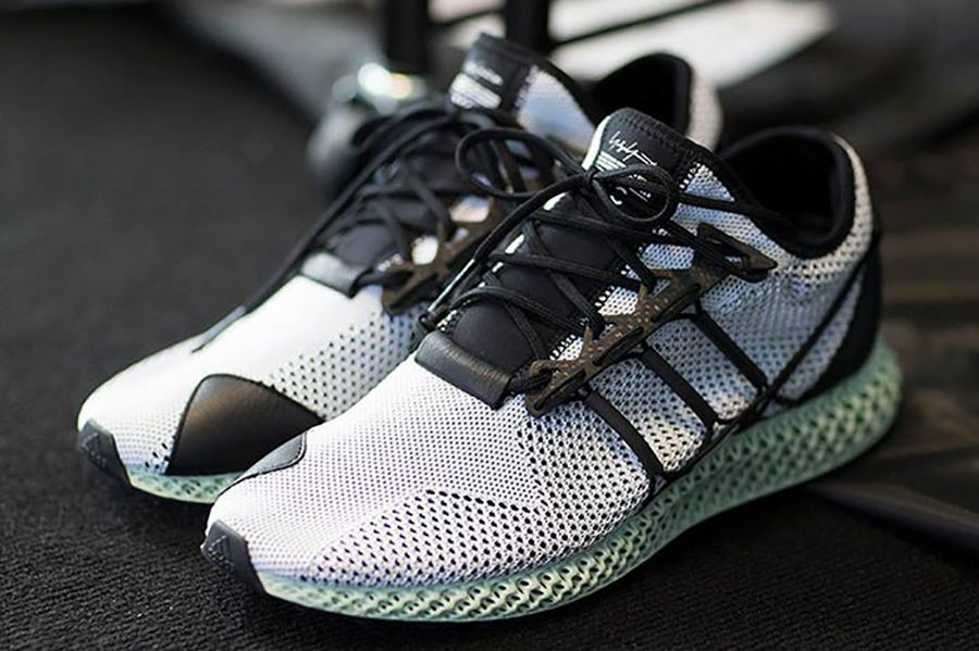 on sale 17ed1 ba95f A Closer Look at the adidas Y-3 Futurecraft 4D