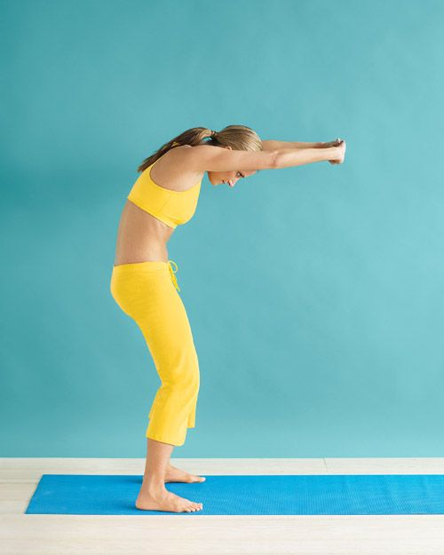 Whole Living: {Flat Abs -- Without Crunches}