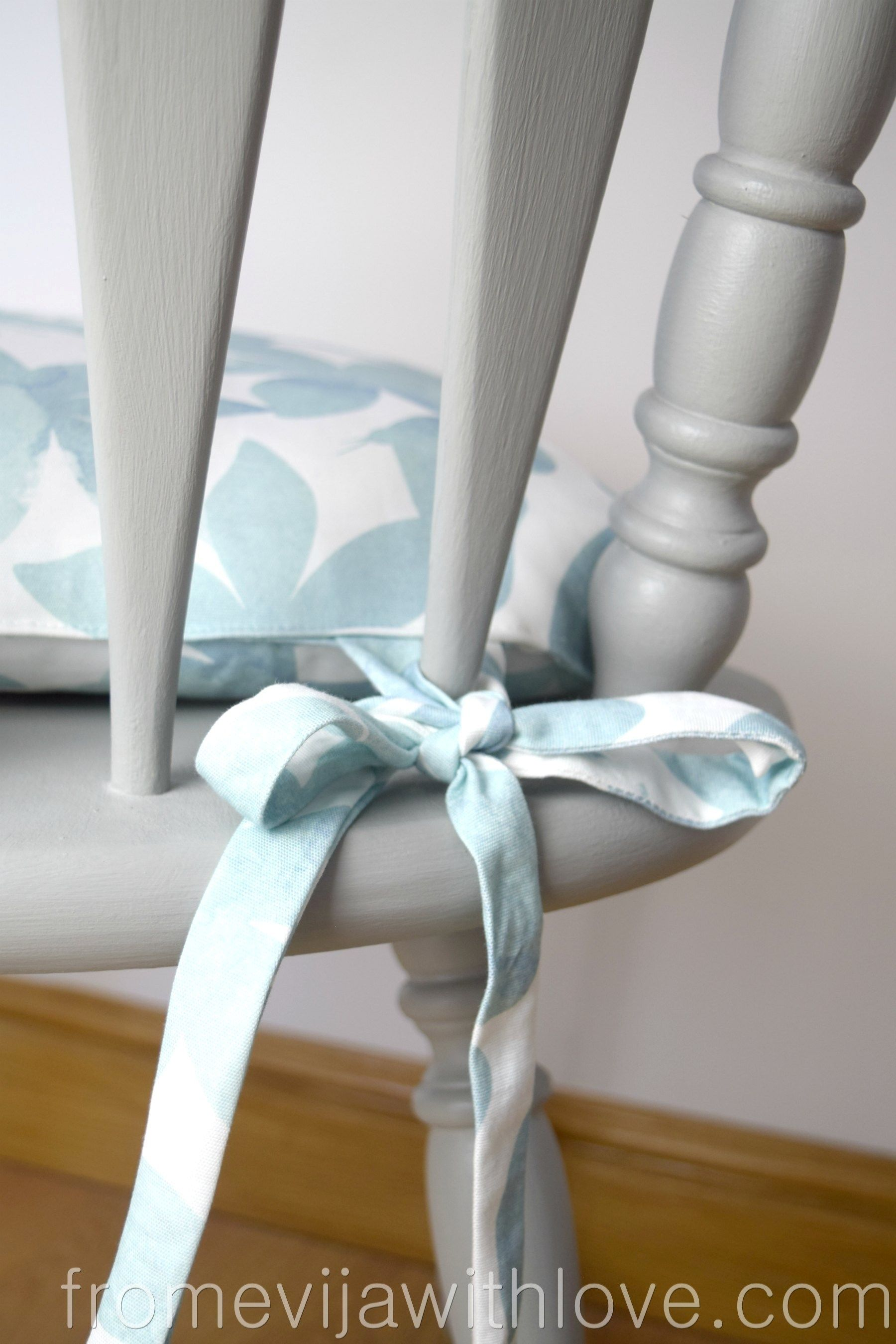 How to Make tie Backs for Curtains - From Evija with Love  Diy